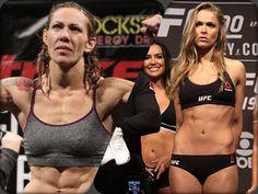 Cris 'Cyborg' Justino Llama A Ronda Rousey Para Las 140 Libras Antes De Posible Debut En UFC 205 En New York  Mira el detalle.