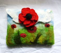 felt purse/bag/kindle cover 007 by lonelyhearts2010, via Flickr