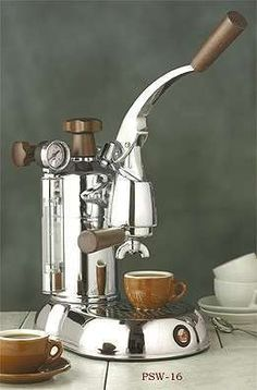 "La Pavoni ""Stradivari"" 16 cup Professional Lever Espresso Machine - 2 Models - Espresso Outlet"