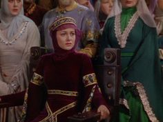 Olivia de Havilland - Maid Marian - Adventures of Robin Hood (1938)
