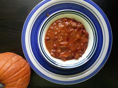 Chipotle Pumpkin Chili - Perfect Fall or Winter Chili