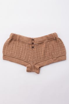 crochet undies