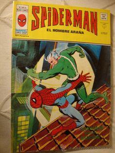 VERTICE MARVEL MUNDI COMIC SPIDERMAN SPIDER-MAN VOL.3 Nº 34 - RQ MUY DIFICIL, MUY BUEN ESTADO!!