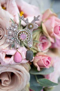 Jelení šperky - kolekce CIK CAK - Trinity