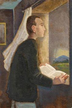 Karl Hofer - Aufziehendes Gewitter (1944)