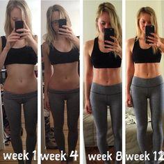 Kayla Itsines @kayla_itsines WOW! @fitnessjour...Instagram photo   Websta (Webstagram)