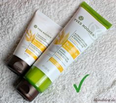 Yves Rocher NUTRISHING Conditioner & Dry Ends Balm: silky texture takes care of your hair without weighing it down. Enriched with nourishing sweet almond oil. Tested under dermatological supervision. Silicone & paraben free formula. Made in France.