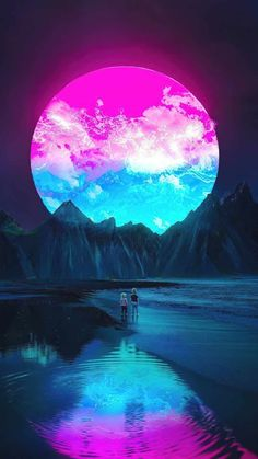 Purple Supernova IPhone Wallpaper - IPhone Wallpapers