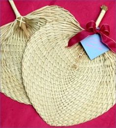 These eco-friendly wedding favors are made with earth friendly materials and make wonderful green wedding favors for your organic wedding. Wedding Program Fans, Wedding Fans, Wedding Wishes, Wedding Trends, Our Wedding, Wedding Ideas, Garden Wedding, Wedding Stuff, Dream Wedding
