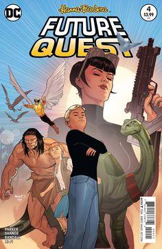 Future Quest #4 Variant