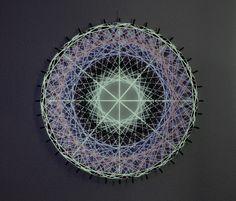 String art object, DIEP event
