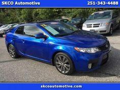 2012 Kia Forte $13,950
