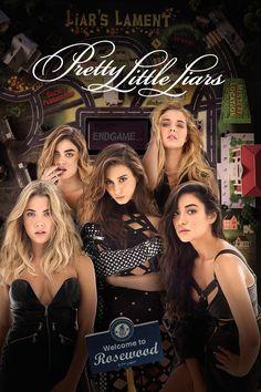 Pretty Little Liars Poster 7B
