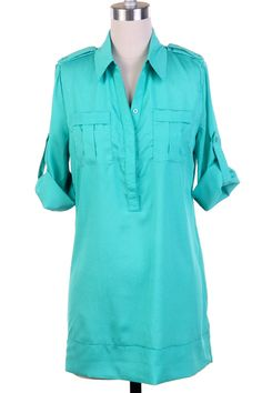 Love this color..fun spring into summer...From la posh style