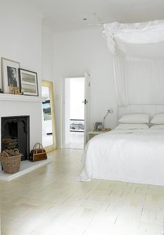BLANCO, LUZ Y VERANO / WHITE, LIGHT AND SUMMER | desde my ventana | blog de decoración |