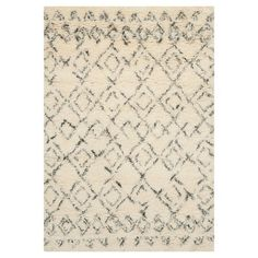 Safavieh Casablanca Ivory Gray 5 Ft X 8 Ft Area Rug