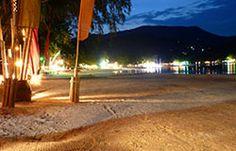 Vacation beach fun. Bus Tickets, Koh Samui, Beach Fun, Thailand, Patio, Island, Vacation, Outdoor Decor, Vacations