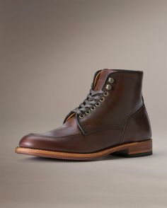 Walter Lace Up [Dark Brown] - The Frye Company