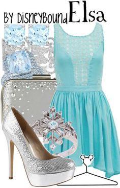 Clothes, Elsa