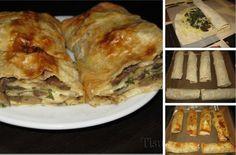 Сытно и питательный ужин! Ингредиенты: — армянский лаваш — шампиньоны — сыр — зелень Приготовление: Сыр натрите на терке. Грибы можно взять свежие, мороженные и консервированные. Свежие и...