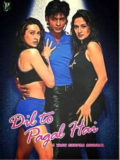Dil To Pagal Hai (1997) Full Movie Watch Online Free HD - MoviezCinema.Com