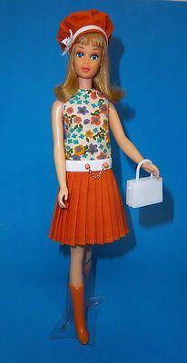 Vintage Barbie 1960s Mod Francie