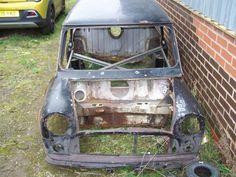 Classic Mini Cooper 1275 S Mk II Ex Liverpool Police OKD695F