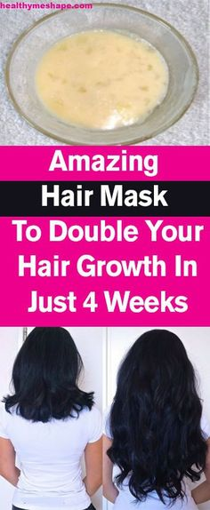 Amazing Hair Mask To Double Your Hair Growth In Just 4 Weeks - Ulta Beauty Tips