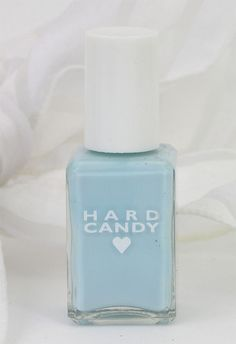 "How Hard Candy ""Sky"" nail polish made you feel dreamy and ethereal… 