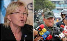 Una civil y un militar: Dos declaraciones institucionales que le sacudieron el piso a Nicolás Maduro
