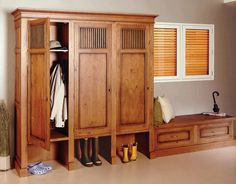 The useful Mudroom Bench will help us in taking care of our stuff well. Description from apcconcept.com. I searched for this on bing.com/images