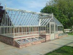 Evan Douce Design & Build  VictorianGreenhouses.com