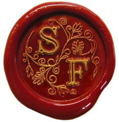 wax stamp seal $45