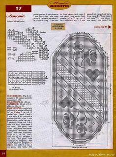 Crochet: Doilies