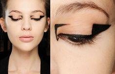 Mary Katrantzou - Make up artist Val Garland