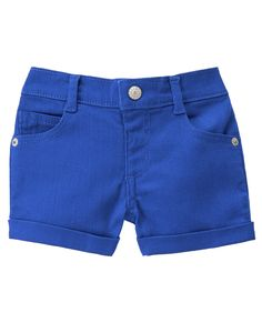 Cuffed Jean Shorts at Crazy 8