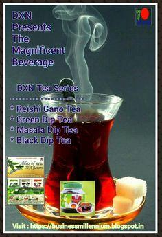 * DXN Presents The Magnificent Beverage - DXN Tea Series.          #DXN          #DXNProducts          #DXNTea          #BusinessMillennium