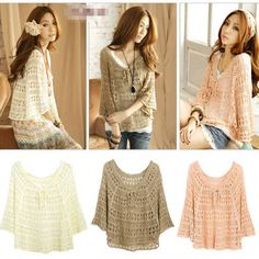 CROCHET WOMENS CLOTHING - Google Search