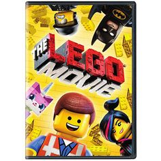 The Lego Movie (DVD + Digital HD) (Widescreen).  Was a cute movie. We liked it :)