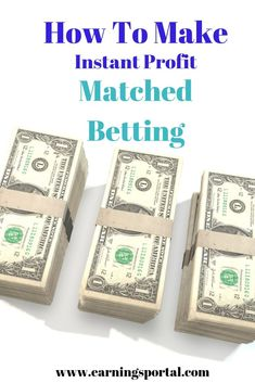 Matched betting is one of the best side hustles available with the potential to make more than 1000 every single month. It is legal and all profits are tax free in the Uk. It is guaranteed money and profit all without too much input. Earn Extra Income, Extra Money, Way To Make Money, Make Money Online, Budget App, Budget Planner, Matched Betting, Blog Planning, Online Income