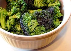 How to Steam Broccoli in the Microwave