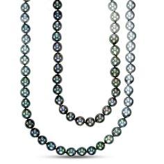 Mastoloni Ombre Pearl Necklace!  www.Houstonjewelry.com
