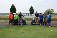 Wright-Patterson AFB #Top3 & #Rising6 hosted a golf tournament to raise funds and awareness for the #AirForceEnlistedVillage. Their event was a huge success raising $1100. Want to host a FUNdraiser of your own? Go to https://www.afev.us/fundraise.html for details.