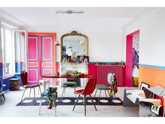 Manish Arora apartment
