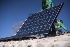 Renewable energy is fastest growing jobs sector! See https://www.bloomberg.com/news/articles/2017-10-24/health-care-stem-jobs-among-fastest-growing-u-s-occupations