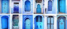 Galería | Un pueblo azul