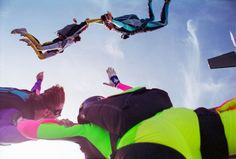 Skydive over Interlaken, Switzerland, and check out the Swiss Alps on your way down.