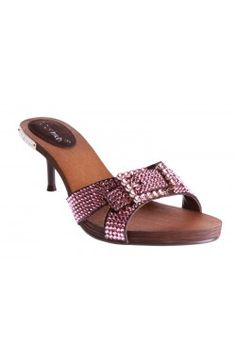 a45a25da8 Beautiful eye-catching Swarovski Crystal Sandals