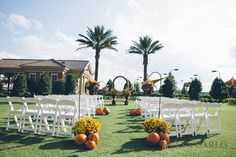 Magnolia House at Groveland FL // central florida wedding venues