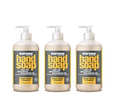 Everyone Hand Soap, Meyer Lemon and Mandarin, Fl Oz (Pack of Everyone Meyer Lemon Mandarin 12 75 Organic Aloe Vera, Organic Plants, Organic Oil, Making Essential Oils, Pure Essential Oils, Liquid Hand Soap, Fun To Be One, Soap Making, Crowns